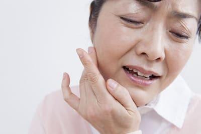 年を取ったら歯は悪くなって当たり前
