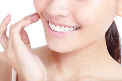 保険の奥歯の特徴