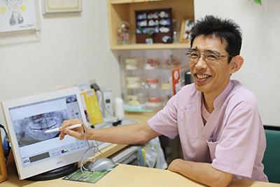歯周内科とは安全性の高い、薬で治す歯周病治療