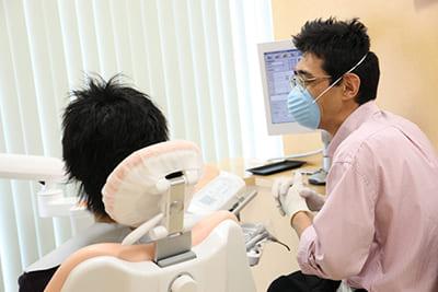 歯科治療での経験をヒアリング