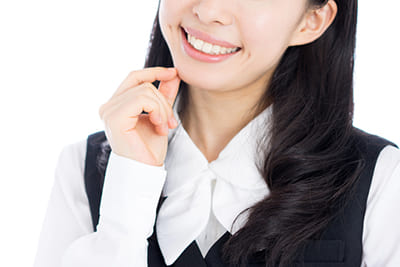 保険の前歯の特徴