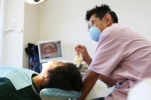 短期間で、痛くなく、歯周病が治療可能に!